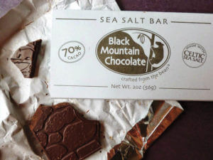 black mountain choclate