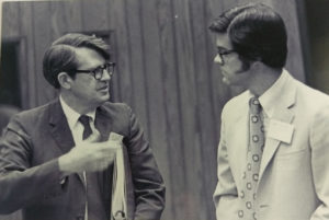 Banks Talley and Tom Stafford